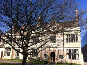 Headmaster's House, King's Manor, York